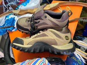 Timberlands size 8 steel toes for Sale in Dalton, GA