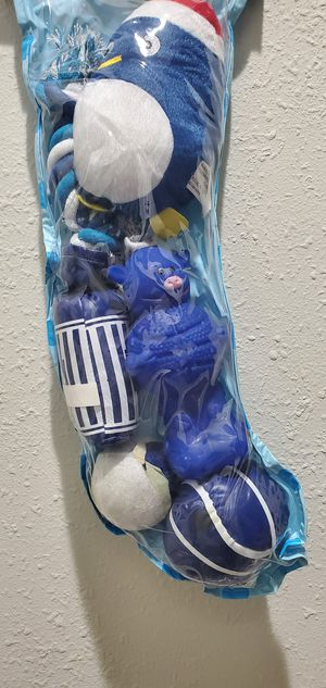 Dog 🐕 Toys Christmas 🎄 Stocking for Sale in Fontana, CA