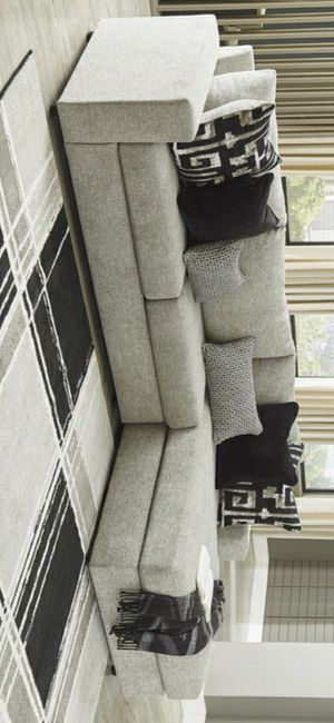 Special for Black Friday ‼ SALES Ravenstone Flint LAF Sectional by Ashley for Sale in Jessup, MD