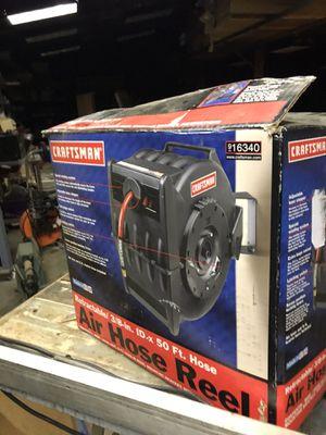 Craftsman 50ft air hose reel for Sale in Gardena, CA