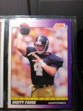 Brett Farve Rookie Card 1992 mint condition! for Sale in Baltimore, MD