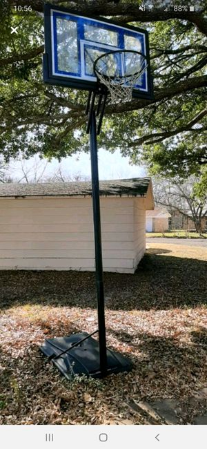 Basketball goal for sale for Sale in Sulphur Springs, TX