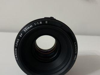 50 Mm canon EF Lens for Sale in Atlanta,  GA