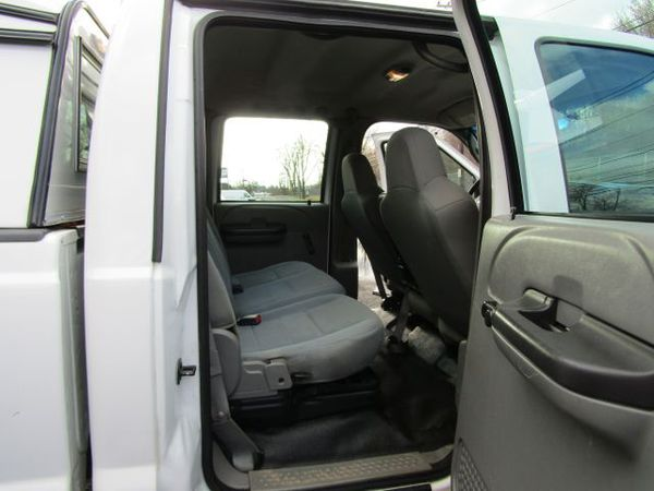 2007 Ford F250 Super Duty Crew Cab