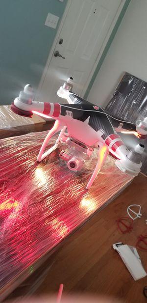 Drone DJI Pro Phantom Vision 2 Plus w/extras for Sale in Chesapeake, VA