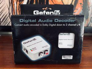 Gefen Digital Audio Decoder for Sale in Coral Springs, FL
