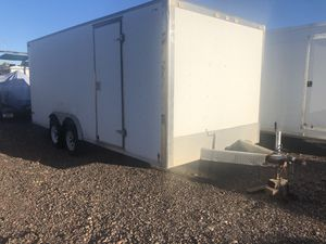 Enclosed trailer 18 x 8 for Sale in Gilbert, AZ