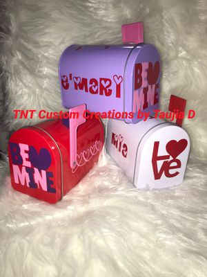 Personalized Valentines Mailboxes for Sale in Port Acres, TX