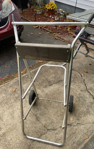 Outboard motor stand for Sale in Brockton, MA