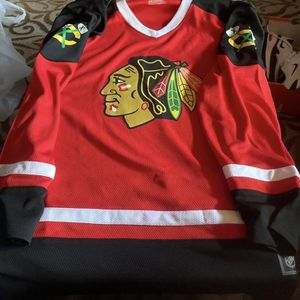NHL Chicago Black Hawks Hockey Jersey size XL for Sale in Corona, CA