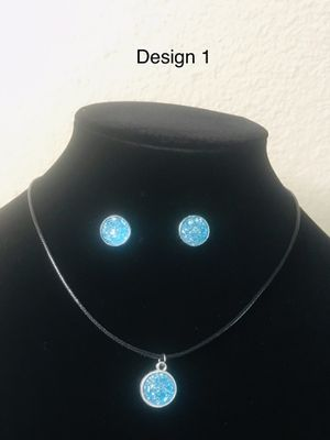 Necklace and earrings for Sale in NE, US
