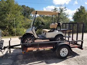 E-Z-Go 48 volt txt golf cart for Sale in Weeki Wachee, FL