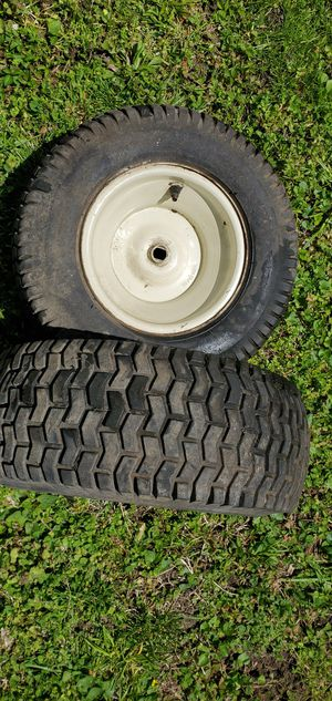 Wheels / Tires - Riding Lawnmower / Tractor for Sale in Affton, MO