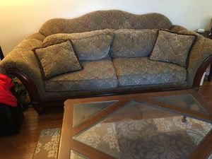 Living room set-7 pieces for Sale in Piscataway, NJ