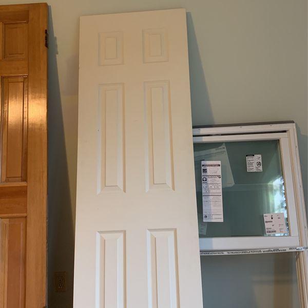Masonite Door 23 3/4 X 78