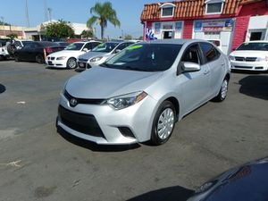 2014 Toyota Corolla for Sale in San Diego, CA