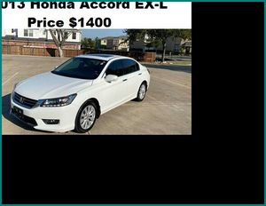 ֆ14OO_2013 Honda Accord for Sale in Burbank, CA