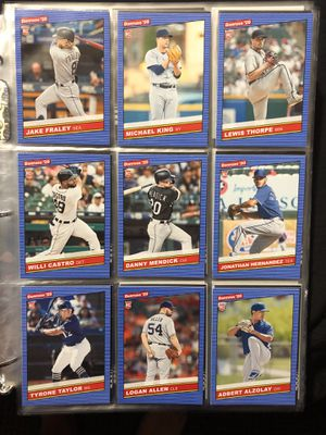 Baseball Card Bundle!!! for Sale in Fresno, CA