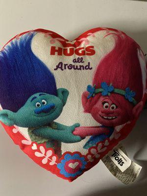 Trolls pillow for Sale in Philadelphia, PA
