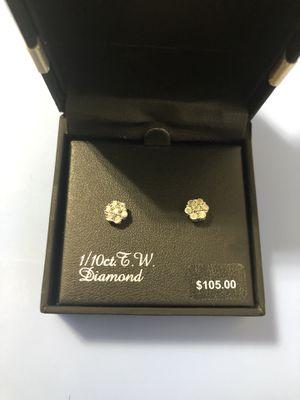 Diamond Earring for Sale in Dumfries, VA