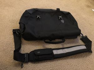 Timbuk2 Messenger Laptop Bag Black Commuter Crossbody Carry-On Luggage for Sale in Pasco, WA