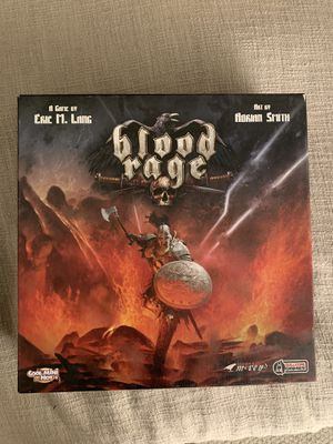 Blood Rage board game for Sale in Los Angeles, CA