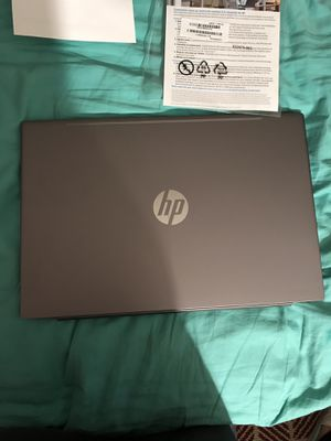 Hp pavilion notebook laptop for Sale in Des Plaines, IL