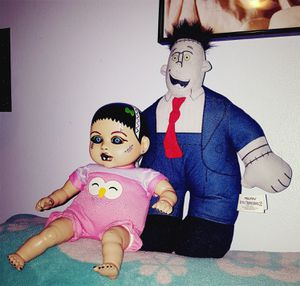 Baby Vamp'nStein & uncle franky! for Sale in Lakebay, WA