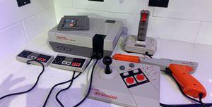 Nintendo Original w/ ALL Accessories for Sale in Dallas, TX
