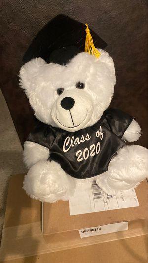 Class of 2020 teddy bear for Sale in Bristol, IL