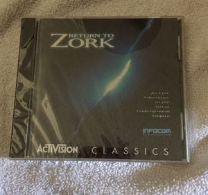 Return to Zork Activision PC Game New for Sale in Joint Base Pearl Harbor-Hickam, HI