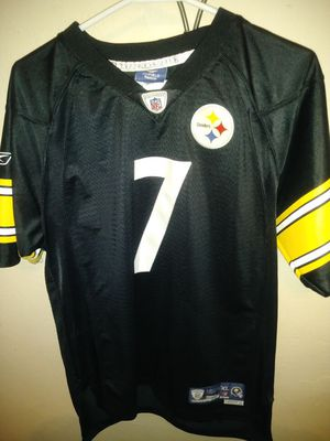 REAL #7 roethlisberger jersey for Sale in Cleveland, OH