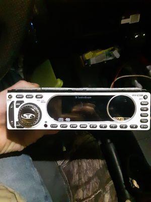 ROCKFORDFOSGATE Car Stereo for Sale in Grafton, WV