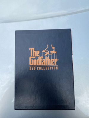 The Godfather dvd collection for Sale in Denver, CO