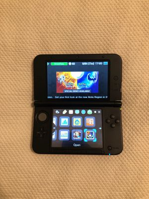 Nintendo 3DS with 6 games for Sale in League City, TX