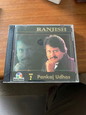 """Audio CD """"Ranjish"""" Volume 2 by Pankaj Udhas for Sale in Germantown, MD"""