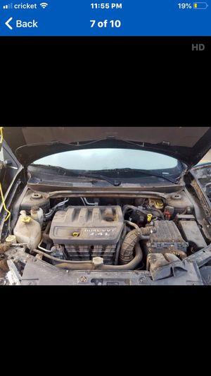 2012 Chrysler 200 2.4L Motor and transmission for Sale in Fresno, CA