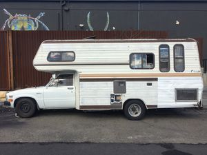1984 Toyota Dolphin RV 20ft. for Sale in San Francisco, CA