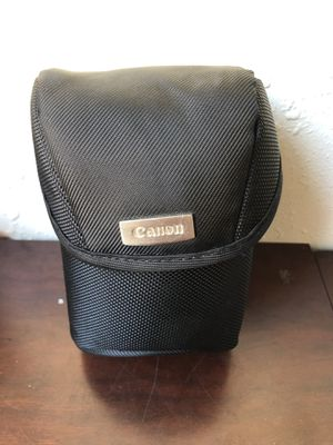 Canon lense case for Sale in San Diego, CA