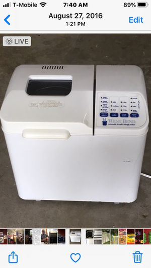 Bread Maker for Sale in Lake Forest, IL