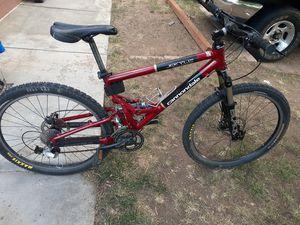 Full suspension mountain bike for Sale in Denver, CO