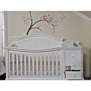 Vista Elite Crib And Changer for Sale in Poinciana, FL