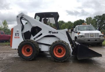 Bobcat Skid Steer Loader Turbo Diesel Bobcat 873 for Sale in Kissimmee,  FL