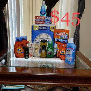 Household Bundle for Sale in Fort Worth, TX