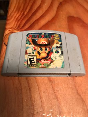 Mario Party 2 for Sale in Chicago, IL