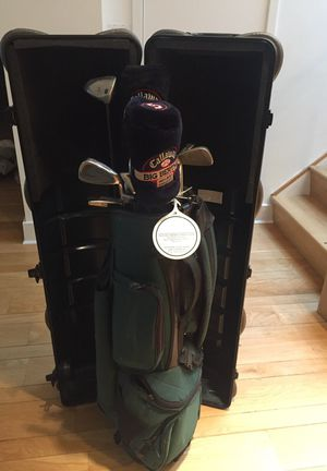 King cobra golf clubs with callaway drivers. for Sale in New York, NY