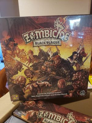 Zombicide Black Plague, unopened, new in box for Sale in NW PRT RCHY, FL