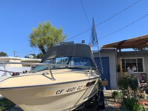 1980 Seascape 17ft boat for Sale in Pinole, CA