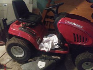 Price Reduced to $600 7/16/19 - TROY BILTlawn tractor another one practically NEW for Sale in Bensalem, PA