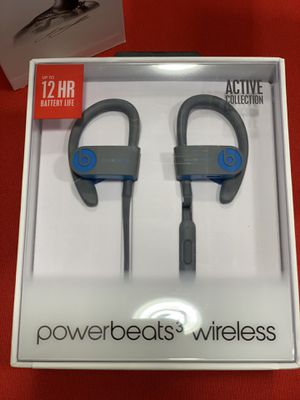 Powerbeats 3 wireless 100 Each for Sale in Newport News, VA